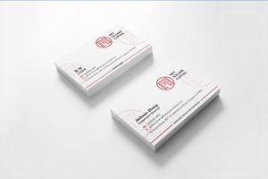 Net Square Capital Business Name Card
